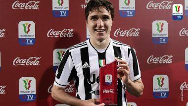 Federico Chiesa & Dejan Kulusevski Plan Perfect Send-Off for Gianluigi Buffon As Juventus Beat Atalanta to Win Coppa Italia 2020-21 Title (Watch Goal Highlights)