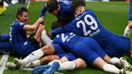 Chelsea vs Leicester City, FA Cup 2020–21 Final Live Streaming Online & Match Time in India: How to Watch CHE vs LEI Live Telecast on TV & Football Score Updates in IST?