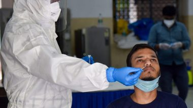 COVID-19 in India: Country Records 1.73 Lakh New Coronavirus Cases in Past 24 Hours; Declining Trend Maintained, Says Union Health Ministry