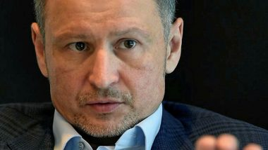 Who is Vitaly Orlov?