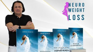 Deniz Egece's 'The Last Word in Weight Loss' Book Is Available in 50 Different Countries, With 7 Languages