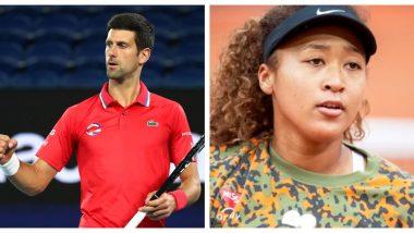 Naomi Osaka 'No Press' Debate: Novak Djokovic Takes a Jibe at Japanese Tennis Ace, Says 'Doing Press is Part of the Sport'