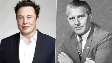 'Elon' Ruling Over Mars! Did Wernher von Braun Predicted Elon Musk's Plan to Colonise the Red Planet in 1953? German Rocket Scientist's Science Fiction Novel Hints So