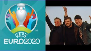 UEFA Euro 2020 Anthem: Official Song of the Tournament, We Are The People, by DJ Martin Garrix Featuring Bono and The Edge Released (Watch Video)