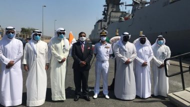 Kuwait Gifts Medical Supplies to India to Fight Against COVID-19