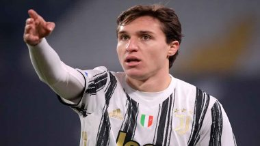 Federico Chiesa Named MVP for Juventus Ahead of Their Serie A Game Against AC Milan, Will be Given the Award for April 2021