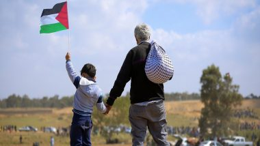China Offering Cash, 200,000 COVID-19 Vaccine Doses to Palestinians in Gaza