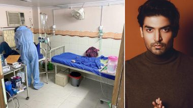 Gurmeet Choudhary Launches a Makeshift Hospital in Nagpur To Help People Fight COVID-19