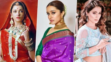 #100MostBeautifulWomen2021 Trends on Twitter! Fans Nominate Aishwarya Rai Bachchan, Shraddha Kapoor, Hina Khan & Other Beauty Queens (See Pics)