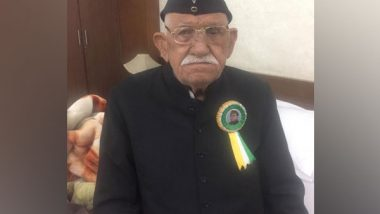 Lalti Ram Dies at 98: PM Narendra Modi Condoles Demise of Indian National Army Veteran, Says 'Greats Like Him Left Indelible Mark on India's History'