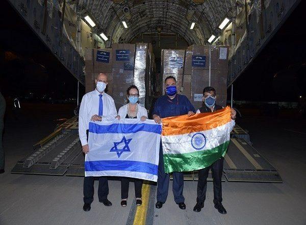 Israel Sends Third Consignment of Oxygen Concentrators, Respirators to India