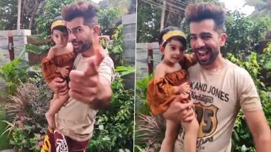 Jay Bhanushali's Instagram Reel with Daughter Tara Will Surely Put a Smile on Your Face