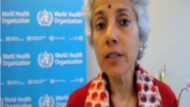 World News   WHO Chief Scientist Says India's COVID-19 Figures Worrying, Calls for Exercises to Report Actual Numbers