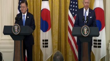 World News | US, South Korea Willing to Reduce Tensions by Diplomatic Steps Towards N Korea