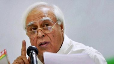 Kapil Sibal Takes a Dig at BJP, Says '89 Nations Ahead of India in COVID-19 Vaccination'