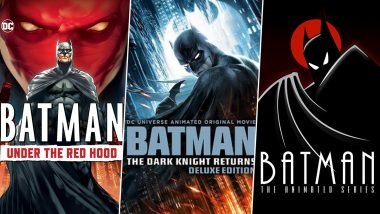 Batman: Caped Crusader Announced! Looking Back at 5 Best Interpretations of the Dark Knight in Animated Avatars! (LatestLY Exclusive)