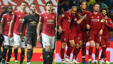 Manchester United vs Liverpool, Premier League 2020–21 Free Live Streaming Online & Match Time in India: How To Watch EPL Match Live Telecast on TV & Football Score Updates in IST?