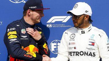 Lewis Hamilton & Max Verstappen Reach Barcelona For 2021 Formula 1 Spanish Grand Prix (See Pics)