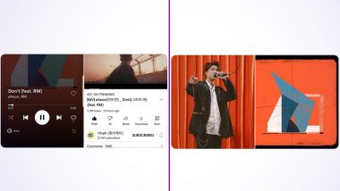 BTS' RM and eAeon's 'Don't' Goes Viral on Twitter! ARMY Unanimously Urges #DontStopStream