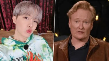 'Sorry,,,,, Curtain,' BTS J-Hope's Hilarious Apology to Conan O'Brien After Failing to Identify Him In Viral Video Is Making K-Pop ARMY Laugh to Tears