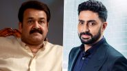 International Nurses Day 2021: Mohanlal, Abhishek Bachchan and Other Celebs Laud the Efforts of Frontline Warriors