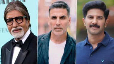 Eid 2021: Amitabh Bachchan, Akshay Kumar, Dulquer Salmaan and Other Bollywood Celebs Wish Their Fans On Social Media