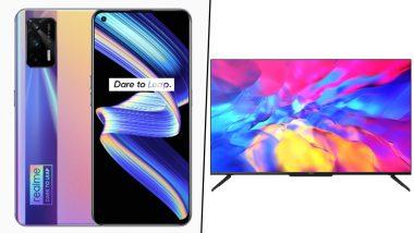 Realme X7 Max 5G & Realme Smart TV 4K First Online Sale Today at 12 Noon via Flipkart & Realme.com, Check Offers Here
