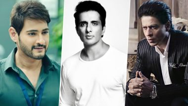 #100MostHandsomeMen2021 Trends on Twitter as Fans Nominate Sidharth Shukla, Shah Rukh Khan, and Mahesh Babu Amongst Other Hotties (View Pics)