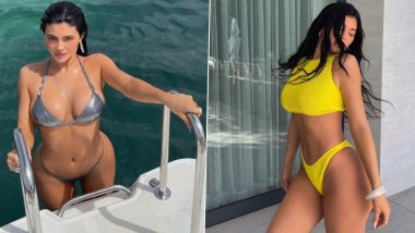 Kylie Jenner's Hottest Bikini Looks: 5 Raunchy Bikini Pictures of The Sexy Fashionista That Will Blow Your Mind Away!