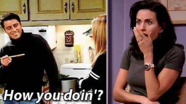 Friends: From Monica's 'I Know' to Joey's 'How You Doin'?, Different Catchphrases The Sitcom Added to Our Vocabulary