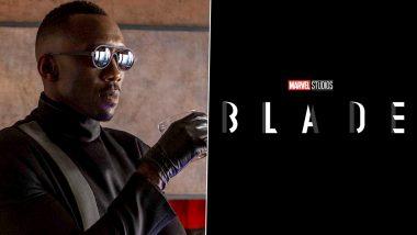 Blade Reboot: Mahershala Ali's Marvel Movie to Go on Floors by July 2022