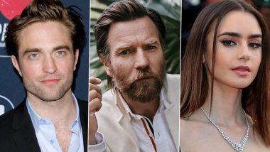 Robert Pattinson, Ewan McGregor, Lily Collins Urge Fans to Donate For COVID-19 Relief Fund For India