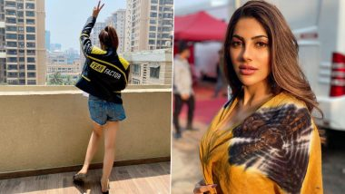Khatron Ke Khiladi 11: Nikki Tamboli Is All Set for the Reality Show, Says 'My Brother Will Be My Shield'