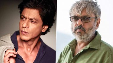 Shah Rukh Khan and Sanjay Leela Bhansali to Work on Film Titled Izhaar, Actor to Essay Role of a Man Who Cycles to Norway for Love