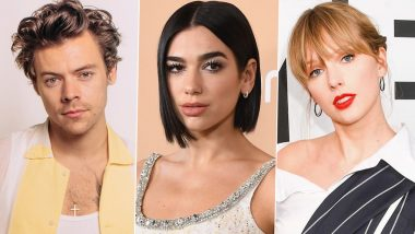 Brit Awards 2021 Winners List: Harry Styles, Dua Lipa, Taylor Swift Receive Top Honours; Check Out the Complete Winners' List