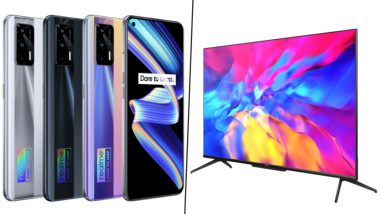 Realme Launches X7 Max 5G Phone & New Smart TV 4K Series in India