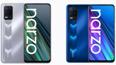 Realme Narzo 30 5G With MediaTek Dimensity 700 Processor Launched in Europe