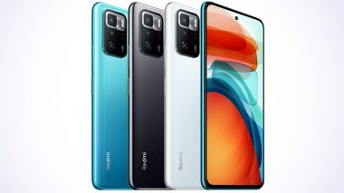 Redmi Note 10 5G & Redmi Note 10 Pro 5G Smartphones Launched; Check Prices, Features & Specifications