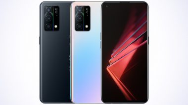 Oppo K9 5G With Snapdragon 768G Launched; Check Prices, Features & Specifications Here