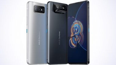 Asus ZenFone 8 & ZenFone 8 Flip With Snapdragon 888 5G SoC Launched; Check Prices, Features, Variants & Specifications