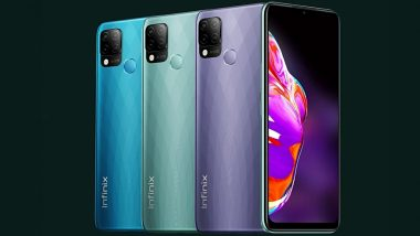 Infinix Hot 10S Smartphone Launching Tomorrow in India; Expected Prices, Features & Specifications