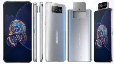 Asus ZenFone 8 Series Launching Today Globally, Watch LIVE Streaming Here