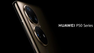Huawei P50 Flagship Smartphone To Be Launched Globally on July 29, 2021