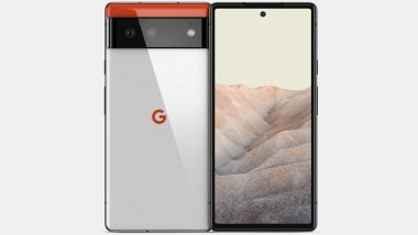 Upcoming Pixel 6 Smartphone To Be Powered by Google's Custom-Built Chip 'Tensor'