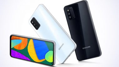 Samsung Galaxy F52 5G With Snapdragon 750G Debuts in China: Report
