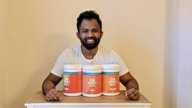 Top Nutrition Brand My Protein Ropes In Dr Ram Niranjan As Their Brand Ambassador
