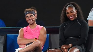 Serena Williams & Rafael Nadal Unsure of Their Participation in Tokyo Olympics 2021 Owing to COVID-19 Pandemic