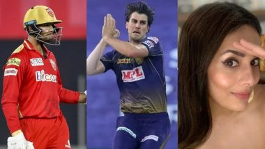 Pat Cummins Tags Mayank Agarwal in Place of Mayanti Langer in a Twitter Post, PBKS Batsman Reacts!