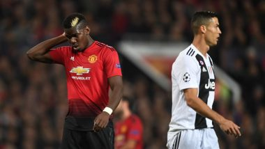 Cristiano Ronaldo Transfer Update: Manchester United Reportedly Looking for a Swap Deal With Juventus, Could Exchange Paul Pogba for CR7