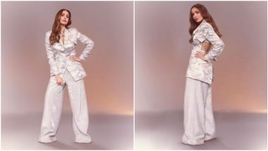 Malaika Arora's Oversized Pantsuit Looks Bold, Bawsy And Breathtaking (View Pics)